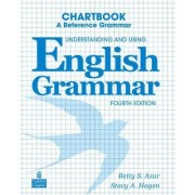 Understanding and Using English Grammar Chartbook by Betty Schrampfer Azar