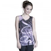 Camiseta de Ballet Forever B - 302FBTS-24N Tirantes