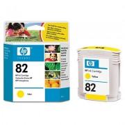 Cartus Inkjet HP 82 Yellow C4913A