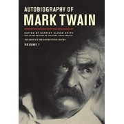 Autobiography of Mark Twain: v. 1 by Mark Twain
