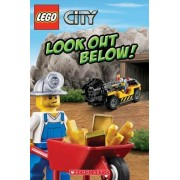 Lego City: Look Out Below! by Michael Anthony Steele