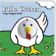 Little Chicken Finger Puppet Book by Image Books