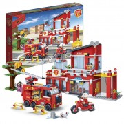 BanBao Fire Station 7101