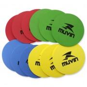 Marcadores de Treinamento Funcional em Eva - Muvin