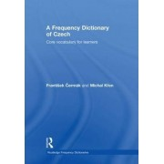 A Frequency Dictionary of Czech by Frantisek Cermak