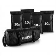 Klarfit Force Bag Power Bag Sandbag 18kg