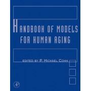 Handbook of Models for Human Aging by Saurabh Jha