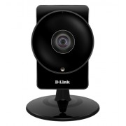 D-LINK IP CAMERA INDOOR WIRELESS AC HD 180 DAYNIGHT PANORAMIC 1/2,7 MPC PROGRESSIVE CMOS SENSOR ZOOM DIGITALE 8X MICROPHONE ILLUMIAZIONE IR 5 METRI MOTION/SOUND DETECTOR SD SLOT