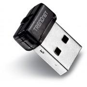 TRENDnet 150 Mbps Micro Wireless N USB Adapter (TEW-648UBM)