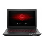 "Laptop HP Omen 17-W101NH 17,3""negru + Windows10, layout HU"