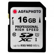 Cartão de Memória SDHC de Alta Velocidade AgfaPhoto 10503 Professional - 16GB