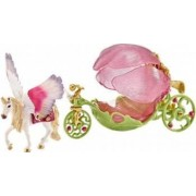 Figurina Schleich Elf Carriage Festive
