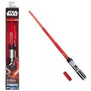 Star Wars Darth Vader Electronic Light Saber w/ Lights & Sound Hasbro Bladebuilders