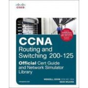 CCNA Routing and Switching 200-125 by Wendell Odom