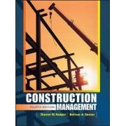 Construction Management by Daniel W. Halpin