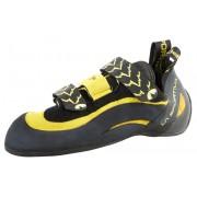La Sportiva Miura VS Climbing Men yellow/black 38 Kletterschuhe