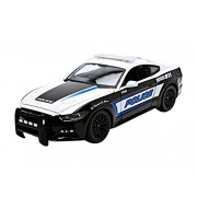 Maisto - 36203 - Ford - Mustang - Polizia Usa Gt - 2015 - 1/18 Scala