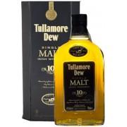 Tullamore Dew Company Tullamore D.E.W. 10 Years Old Single Malt Irish Whiskey 70cl