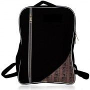 Laptop Carry Bag Backpack 14-15-16 Laptops College Black With Grey