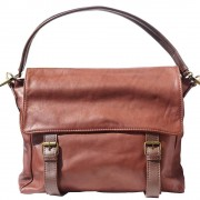 Florence Leather Market Borsa Freestyle In Vera Pelle (6141)
