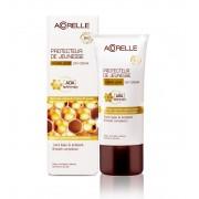 Био антиоксидантен дневен крем за нормална към суха кожа Acorelle с Цветен прашец и Прополис, 50 мл