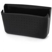Car Internal Black Plastic Self Adhesive Bracket Holder for Cell Phone