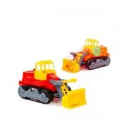 Polesie Pásový traktor s radlicou