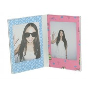 "NodArtisan Photo Frame For Fujifilm instax mini 90 8 25 50s 7s Film (""V"" Model) 3 pieces"