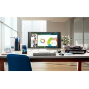 HP EliteDisplay S270c Curved Monitor