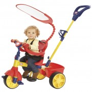 Little Tikes 4-in-1 driewieler primary (Rood/Geel)