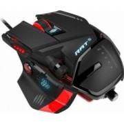 Mouse Mad Catz RAT 6 USB 8200dpi Black