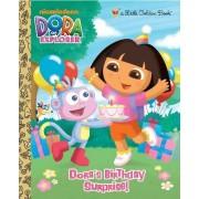 Dora's Birthday Surprise! by Molly Reisner