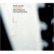 Viniluri - ECM Records - Keith Jarrett Trio: Yesterdays
