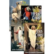 The Life of Jesus Christ and Biblical Revelations (4 Volume Set) by Catherine Emmerich