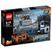 Конструктор ЛЕГО Техник - Контейнерен терминал, LEGO Technic, 42062