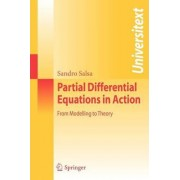Partial Differential Equations in Action by S. Salsa