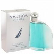 Nautica Classic For Men By Nautica Eau De Toilette Spray 3.4 Oz