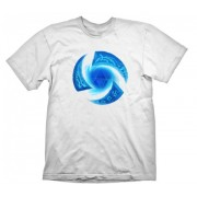 Heroes of the Storm T-Shirt Symbol White, Size XL