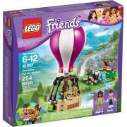 LEGO® Friends Balonul aer cald din Heartlake 41097