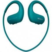 Sony draadloze walkman NWWS413 (Blauw)
