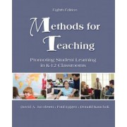 Methods for Teaching by David A. Jacobsen
