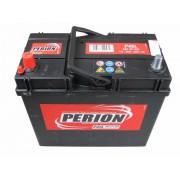 Perion 12V 45Ah 330A Asia autó akkumulátor bal+