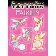 Glow-in-the-Dark Tattoos: Fairies by Darcy May