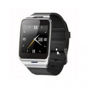 "Ceas Smartwatch cu telefon IMK GV18 A+, camera, Bluetooth, LCD 1.5"", Slot card, Negru"