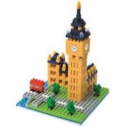 Nanoblock - Puzzle 3D, Tematica: Big Ben