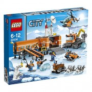 LEGO City - Campamento base ártico, juego de construcción (60036)