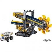 Lego Technic 42055 Górnicza koparka kołowa - Gwarancja terminu lub 50 zł! BEZPŁATNY ODBIÓR: WROCŁAW!
