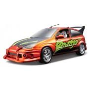 Bburago 2011 Str. Tuner 1:24 Scale Metallic Orange Ford Focus