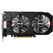 Placa video Asus GeForce GTX 750 Ti OC 2GB DDR5 128-bit