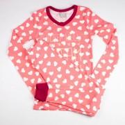 Pijama Infantil Manga Longa Hering 56NF1P10